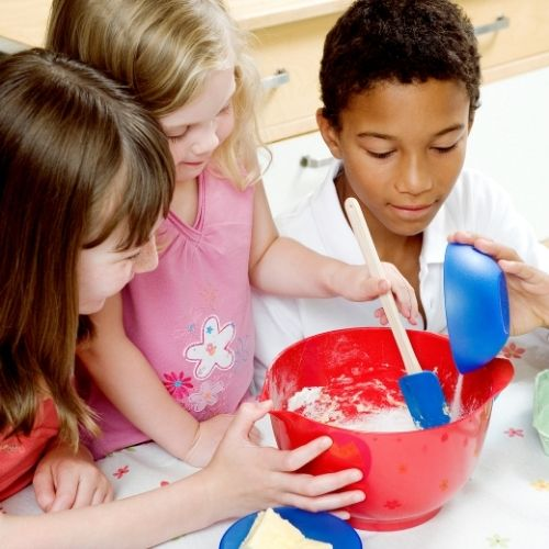 online cookery classes for kids