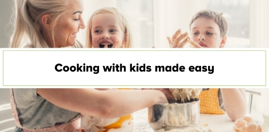 cooking with kids made easy blog